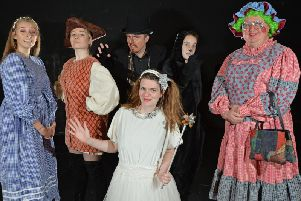 Wycliffe Drama Group present Dick Whittington and His Cat