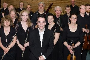 Members of Market Harborough Orchestra