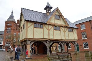 The Harborough district is one of the best places to live in the UK