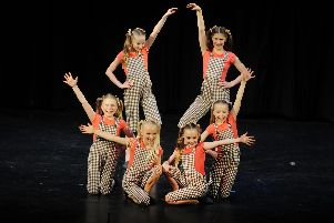 Helen Warrington Dancers perform Hoedown. PICTURE: ANDREW CARPENTER