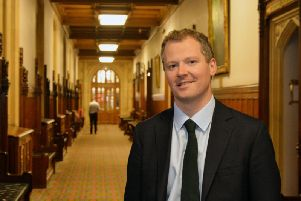 Neil O'Brien in Parliament