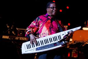 Herbie Hancock's Maiden Voyage to Love Supreme is from Friday June 30th to Sunday July 2nd