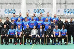 The 2018 Sussex squad / Picture by PW Sporting Photography