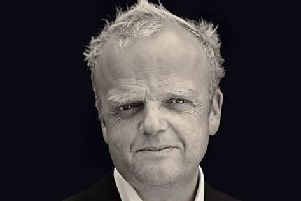 Toby Jones has written and created the show which he will also star in. Pic: BBC