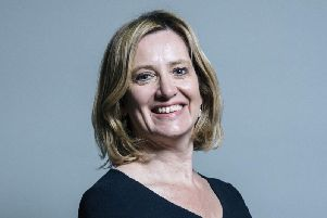 Amber Rudd MP for Hastings & Rye