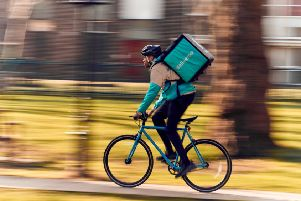 Picture courtesy of Mikael Buck/Deliveroo