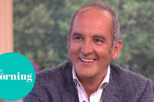 Grand Designs presenter Kevin McCloud