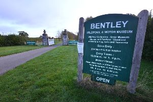 'Closed to the public for the winter and until further notice'
