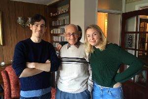 Pictured here is our late friend and donor Arthur Green (centre), with his Casserole Club friends, Ed Briggs(left) and Vicky Tremain (right). The three became great friends until Arthur sadly passed away in June. The  Arthur & Doreen Green Fund gave more than 100,000 in grants to Brighton & Hove charities since 2014.