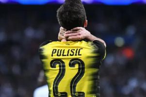 Chelsea are planning a 60m move for Borussia Dortmund's American star Christian Pulisic.