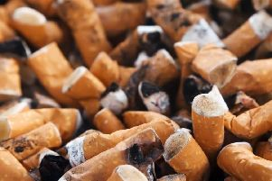 Smokers in South-East creating hundreds of tonnes of waste every day