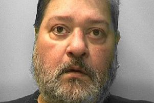 Harry Miah, image provided by Sussex Police