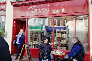 Jempson's Caf� has fully reopened