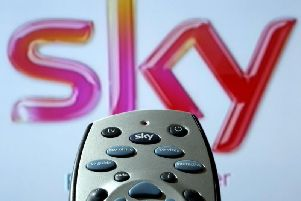 Sky are increasing their prices from April 2019. Photo: PA