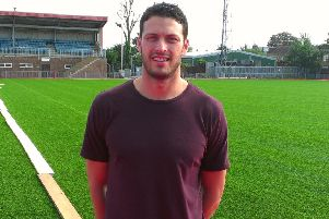 New Hastings United signing Gary Elphick