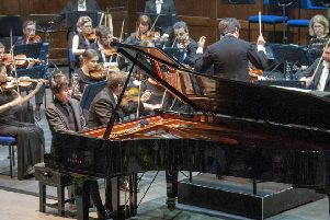 Fumiya Koido Winner of the 2019 Hastings International Piano Concerto Competition
