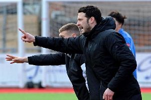 Gary Elphick during his time as Worthing manager. Picture courtesy Stephen Goodger