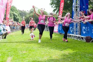 Race for Life in Alexandra Park, Hastings. Photo by Frank Copper.