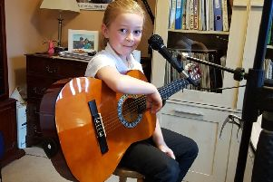 Seven-year-old girl set to make Hastings Beatles Day debut