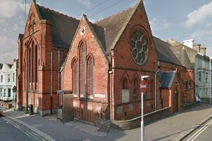 Calvert Methodist Church, Mount Pleasant Road. Photo courtesy of Google Maps Street View. SUS-190904-125958001