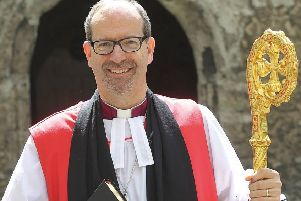 Bishop of Lewes, the Rt Revd Richard Jackson SUS-191004-130148001