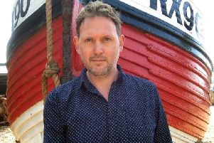 Thomas Taylor, author from Bexhill