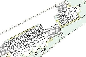 Redesign for housing scheme on Hastings garage site