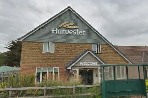 The Barn Harvester, Chichester. Photo: Google Street View
