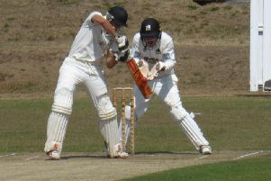 Elliot Hooper in action for Hastings