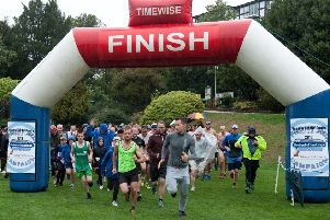 Y Front Run 2018 in Alexandra Park. Photo by Frank Copper SUS-180924-071911001