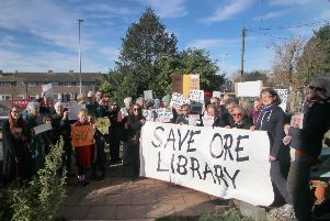 Hastings community group given go-ahead to re-open library