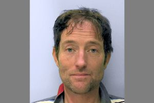 Dean McCarthy. Photo courtesy of Sussex Police. SUS-191031-155907001