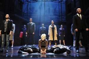 Lyn Paul returns to Blood Brothers