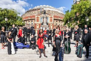 London Mozart Players. Picture: Oneday Photography