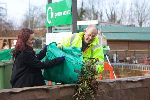 Recycling in Dacorum reaches a new high.