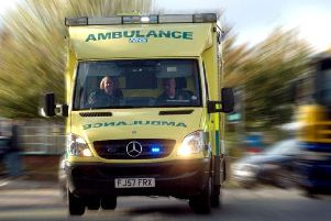 Terminally-ill patients face over 90-minute waits for ambulances in West Herts