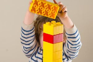 Hertfordshire toddlers' development is above average in England