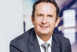Hans Van Blyen, chief executive of consumer goods giant Henkel.