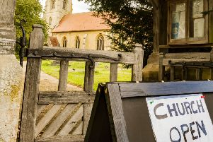 More than 20 churches in the Horncastle area will pen as part of the Discover Linconshire weekend EMN-190603-091316001