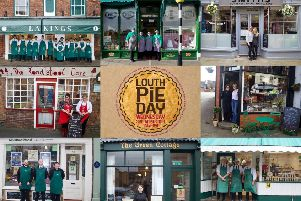 Louth Pie Day is on Wednesday April 3.