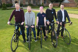 Cycle Fest will take place at Doddington Hall on June 1. EMN-190423-114911001