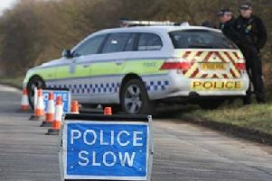 Lincolnshire Police is warning  motorists  to take care on the roads following the heavy rain. ANL-191106-110625001