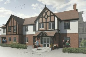 Green light for retirement building in Woodhall Spa