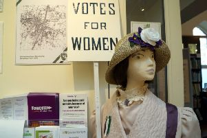 Wolds Women of Influence exhibition at Caistor Arts and Heritage Centre EMN-190930-134255001