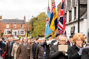 Big turn out expected for Remembrance Day in the Horncastle area