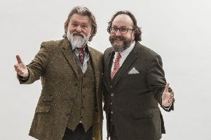 Si King and Dave Myers - aka The Hairy Bikers
