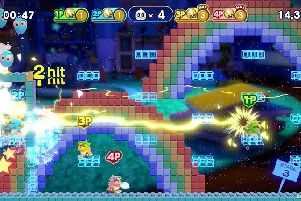Bubble Bobble 4 Friends is out now