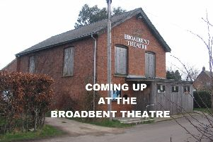 Coming up at The Broadbent Theatre EMN-200101-101049001