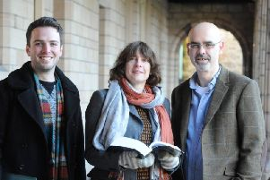 Broch man launches writing competition