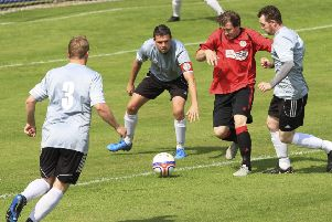 McKay bags three as Colony beat Dufftown